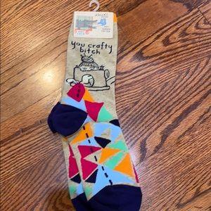 Blue Q socks-women